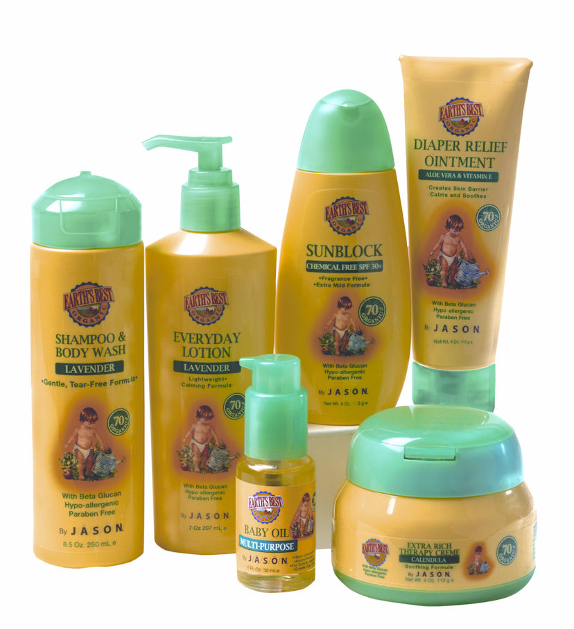 Earth S Best Baby Care By Jason Tiny Green Mom