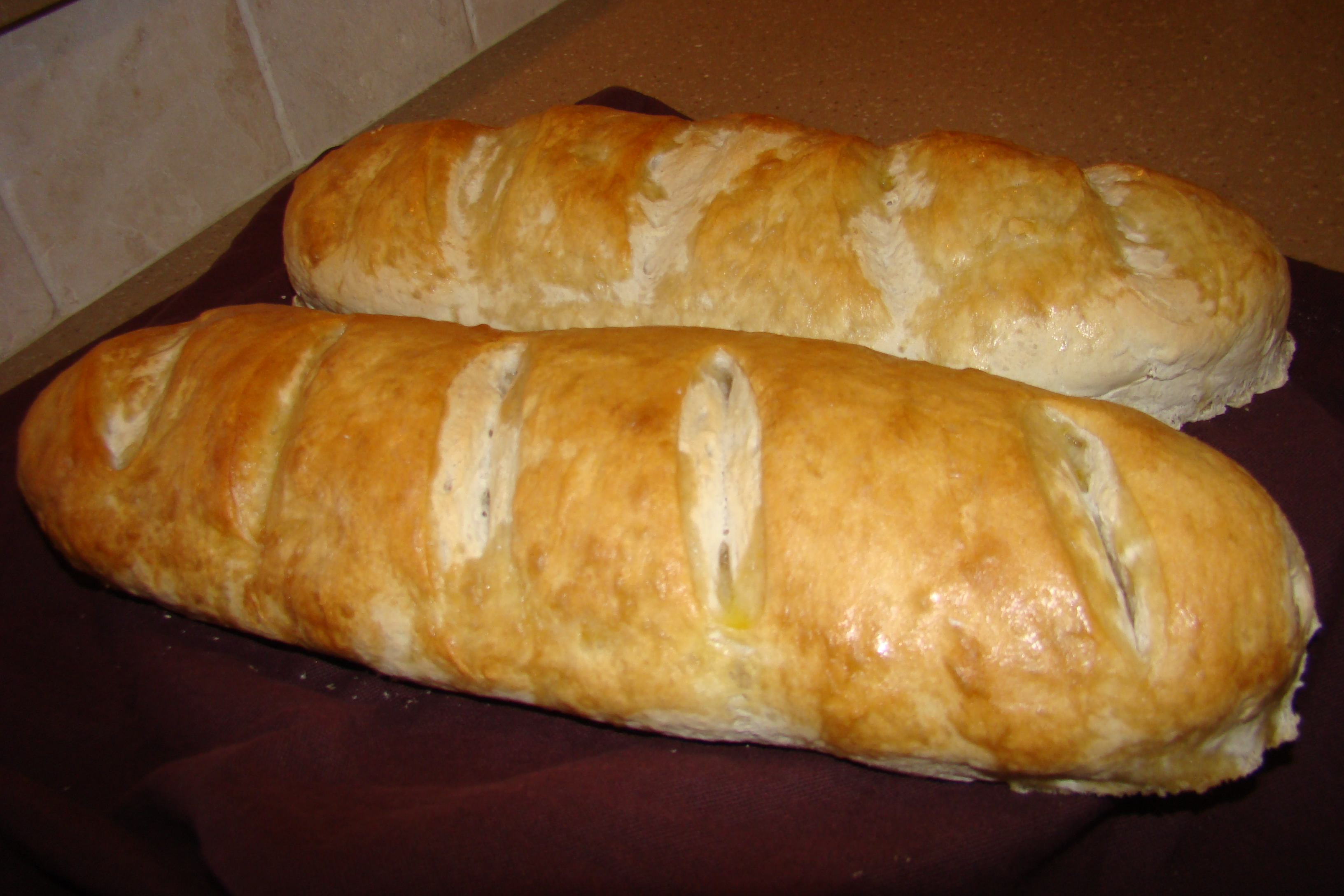 French Bread - From Gate to Plate