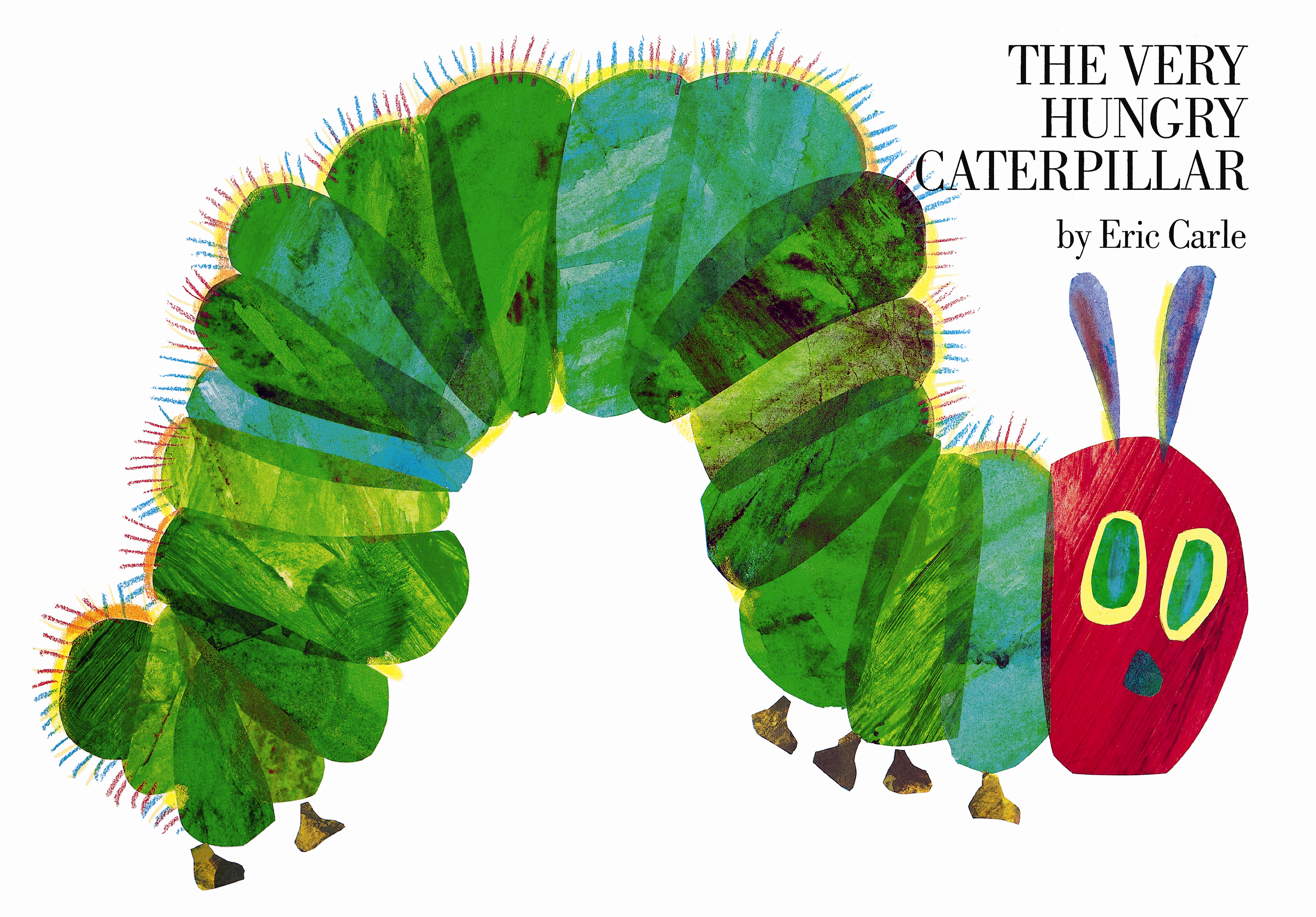 ATXONDO ENGLISH: ...the dogs...The Very Hungry Caterpillar |Hungry Caterpillar Book