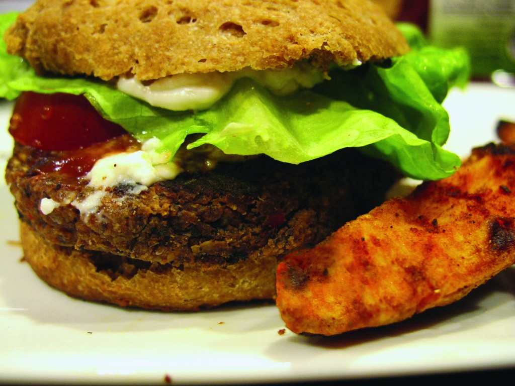 These Black Bean Burgers by Sheryl Ellinwood are much tastier and much ...