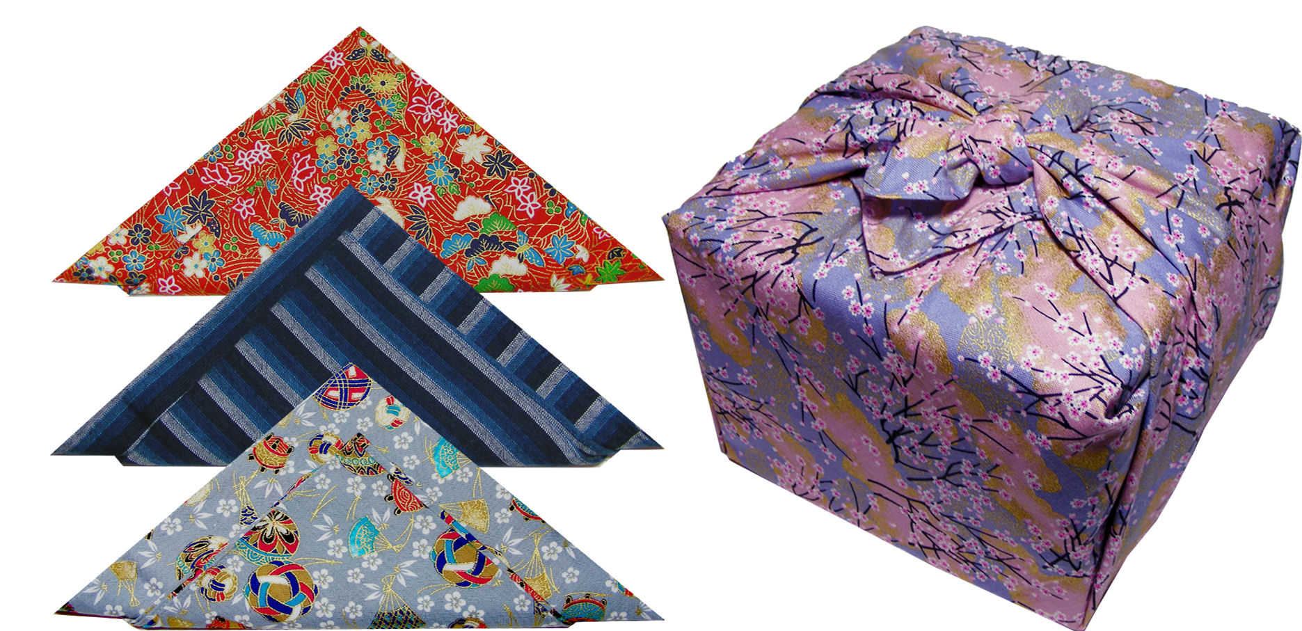 furoshiki for eco friendly gift wrapping