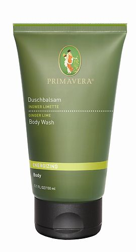 Primavera Ginger Lime Body Wash