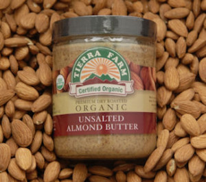 Unsalted Almond Butter