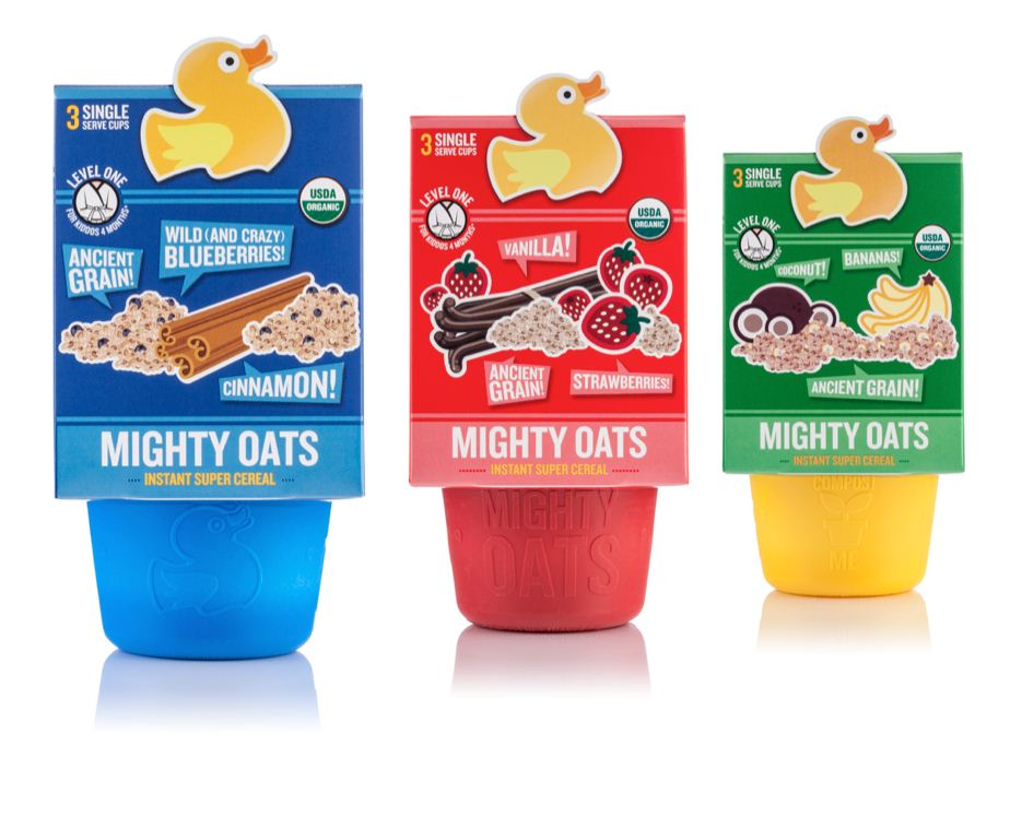 Mighty Oats Group