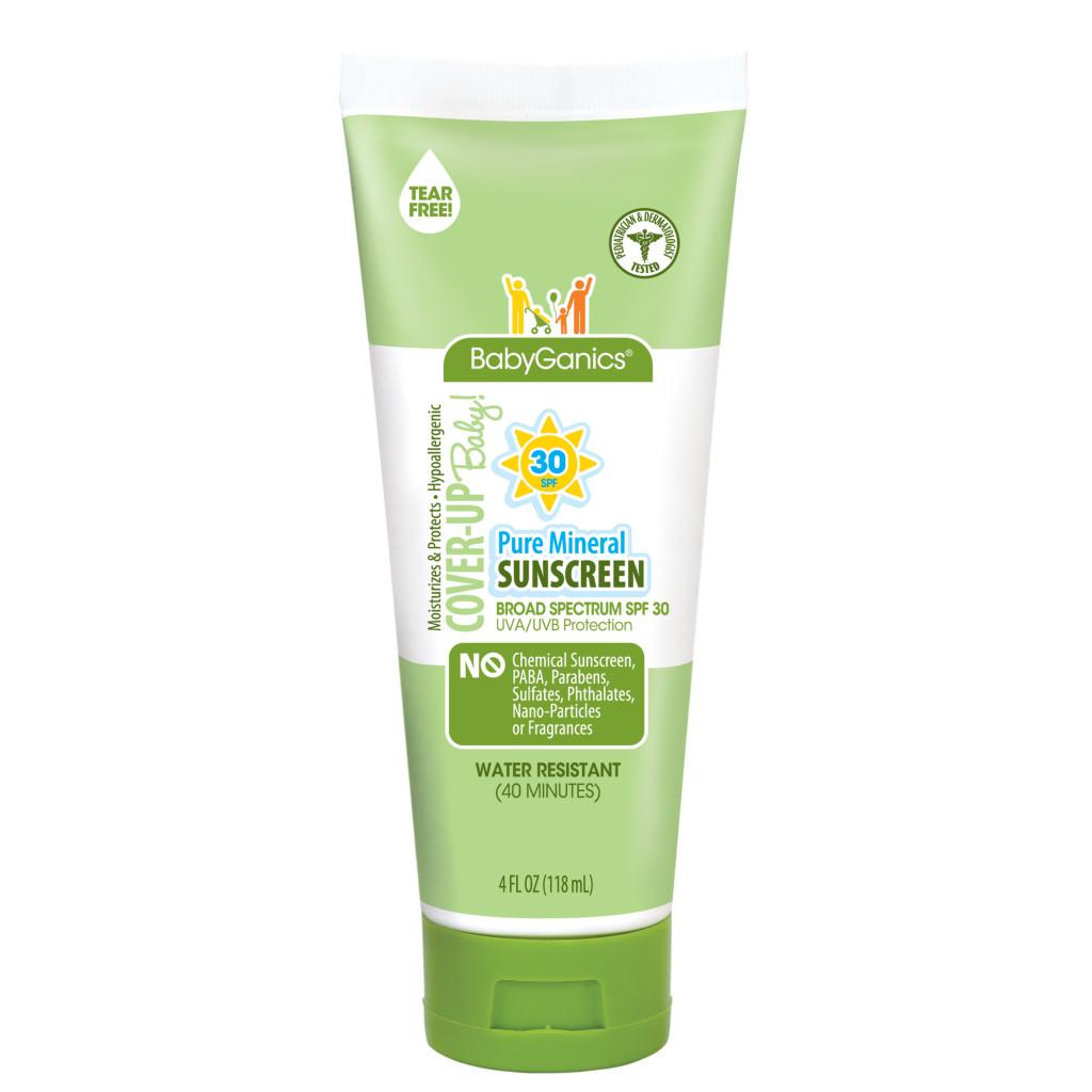 BabyGanics Mineral Sunscreen