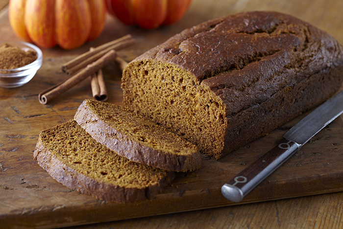 Tofu Pumpkin_Bread
