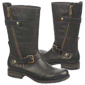 Britain Boots Black