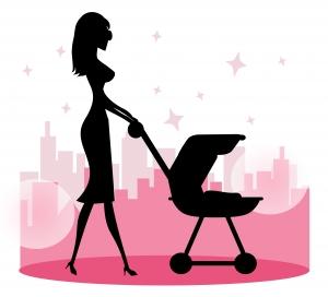 Mommy-Stroller