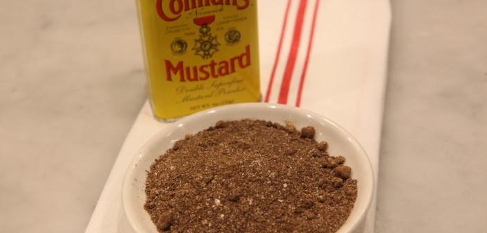 Colman's Dry Rub