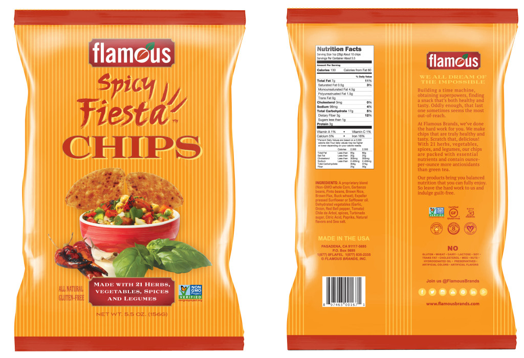Flamous Brands - Spicy Fiesta