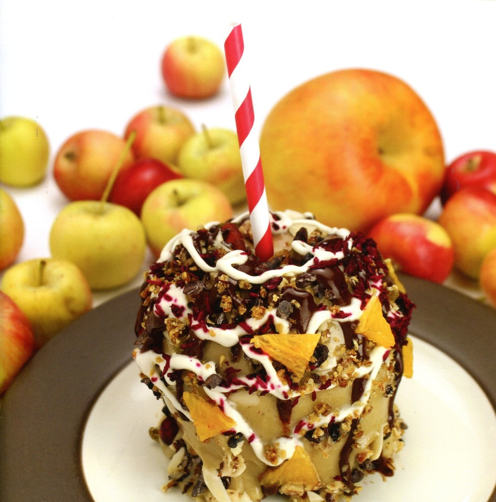 Healthy Candy Apples
