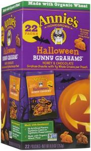 Annie's Halloween Bunny Grahams