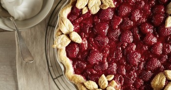 Driscoll's Low Sugar Raspberry Pie