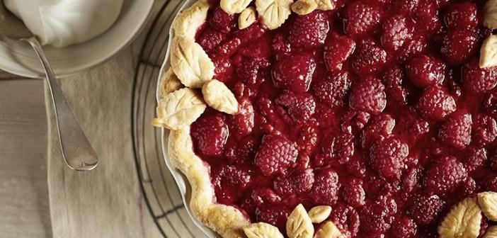 Driscoll's Low Sugar Raspberry Pie