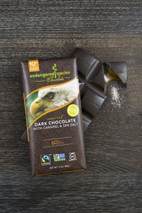 Endangered Species Chocolate - Dark Chocolate & Sea Salt