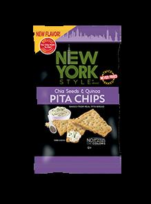 New York Style Pita Chips_Chia Quinoa