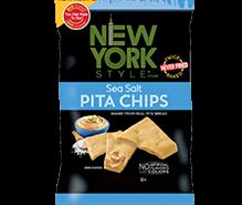 New York Style Pita Chips_Sea Salt