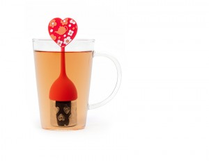 Davids Tea Heart Infuser