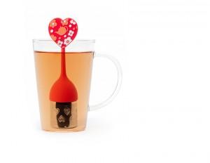 Davids Tea Heart Infuser