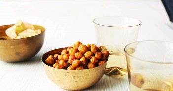 Martha Stewart's Appetizers_Roasted Spiced Chickpeas