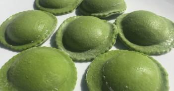 Green Ravioli Recipe