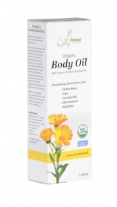 Wally's Natural Organic Body Oil