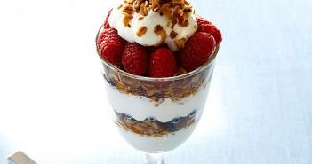 Viki's Granola Yogurt Parfait