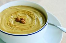 Sacha Inchi Acorn Squash Soup