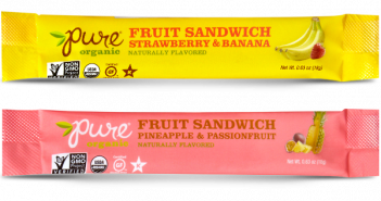 Pure Organic Layered Fruit Bars 1