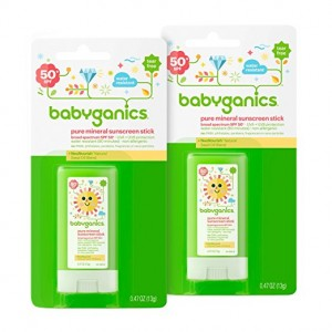 BabyGanics sunscreen stick 2