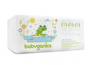 BabyGanics swim diapers small