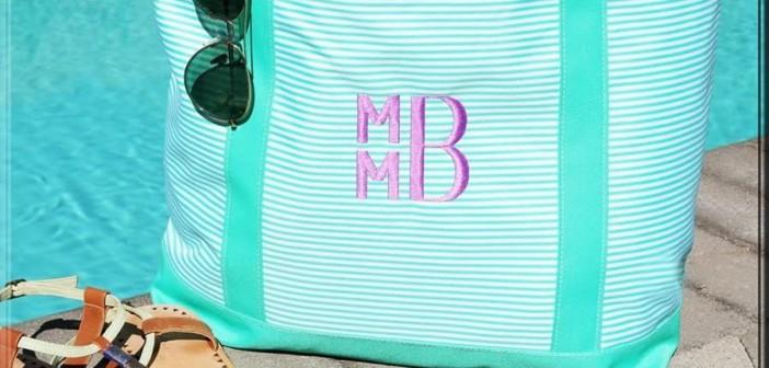 Krafty Chix Beach Bag
