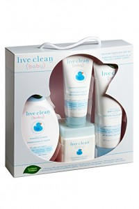 LIve Clean Baby