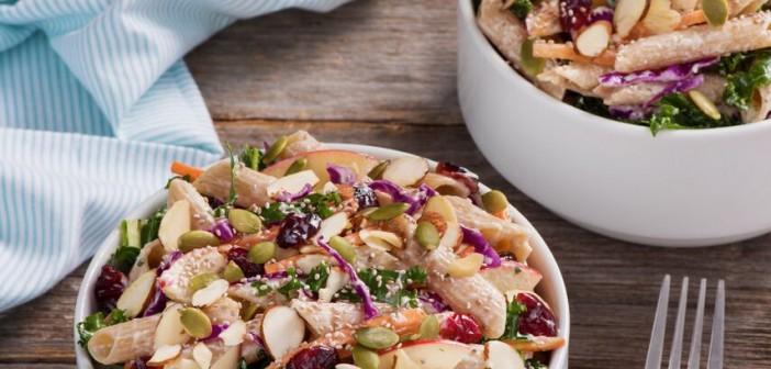 Power Crunch Pasta Salad