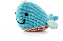 Blue Pebble Whale