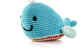 Blue Pebble Whale