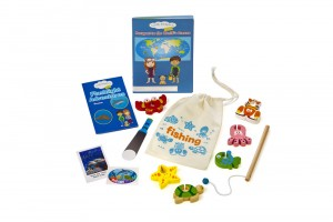 Little Passports oceans kit