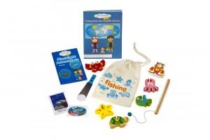 Little Passports oceans kit