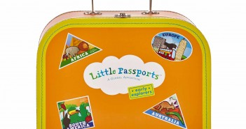 Little Passports suitcase