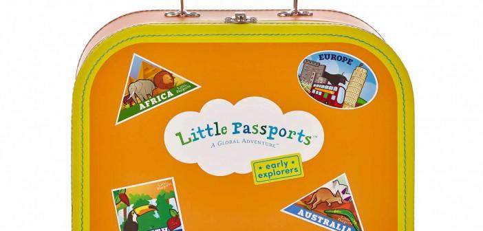 Little Passports suitcase