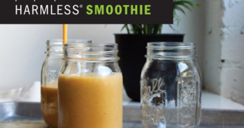 Pumpkin Pie Harmless Smoothie