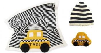 Estella NYC Taxi Set