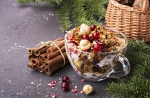 Gingerbread-Granola