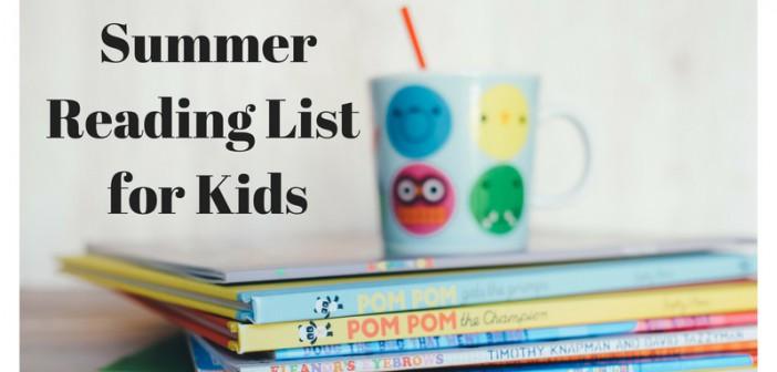 Summer Reading List (1)